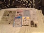 Rubber Stamps Job Lot
