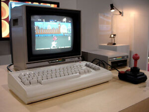Looking for a commodore 64