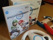 Mario Kart Wii Inkl. Lenkrad