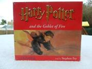Harry Potter Goblet of Fire Audio CD