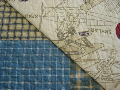 Airplane Bedding Ebay