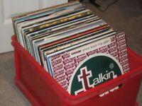 """125 x 12"""" R&B / Soul / Beats / Downtempo Vinyl Collection 90's- 2000s"""