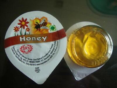 Natural Pure Honey Spreader Travel Size Sachet UK High Quality Single Serving