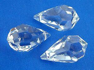 5 stk feng shui kristalltropfen zum aufh ngen kleine kristalle facettiert. Black Bedroom Furniture Sets. Home Design Ideas