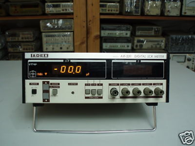 ADEX AX-221 Digital LCR Meter