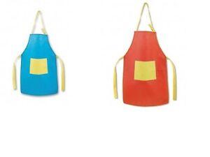 Grembiule da cucina per bambini in tnt hobby cucinare mangiare cuoco bambini ebay - Grembiuli da cucina per bambini ...