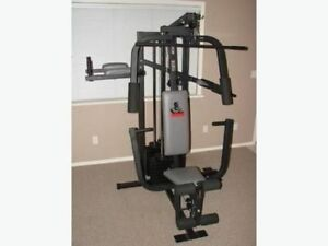 sold****WEIDER 8530 HOME GYM WEIGHT SYSTEM****sold