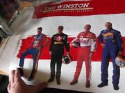Winston Cup Poster