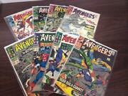 Silver Age Marvel Comics Lot