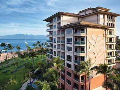 MARRIOTT'S MAUI OCEAN CLUB 1 BEDROOM ANNUAL PLATINUM SEASON TIMESHARE FOR SALE