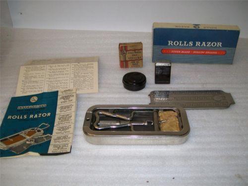 Rolls Razor Strop Ebay