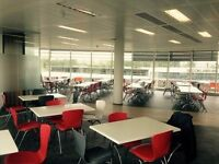 LG canteen looking for a Full time Kitchen Porter!!!!