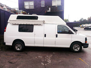 GMC Savana Food Truck with Only 12K KM MUST SELL