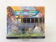 Aliens Micro Machines