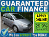 CAR FINANCE 4 BAD CREDIT - Ford Focus C-MAX 1.6 LX 2005 Portsmouth