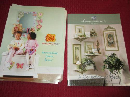 Homco Home Interiors Catalog Magnificent Home Interiors Catalog  Ebay Review