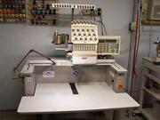 SWF Embroidery Machine