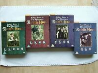 Complete 18-DVD collection of The Adventures of Robin Hood from the 1950s in 4 box sets