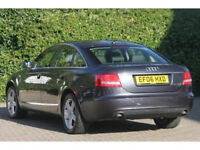 AUDI A6 2.0 TDI 2006 FOR PARTS!