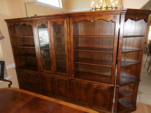Ethan Allen Bookshelf Furniture Ebay