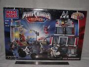 Mega Bloks Power Rangers