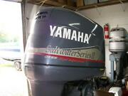 200 HP Outboard Motor