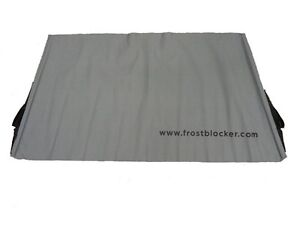 Frost Blocker Windshield Cover (cars, trucks and SUVs)