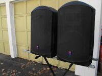 TurboSound Impact 120 Passive Speaker x 2 Pair