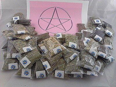 20 Herb Kit - Sampler/mystery bag - Free shipping
