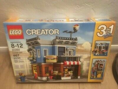 LEGO 31050 Creator Corner Deli New Sealed Box