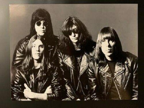 The Ramones Photograph