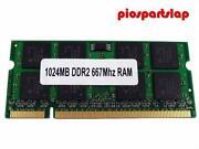 1GB DDR2 RAM Speicher 667 MHz