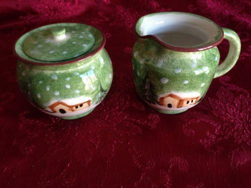 the cellar log cabin china dinnerware ebay