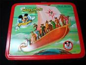 Mickey Mouse Club Lunch Box