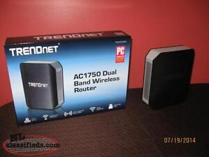 Wireless Router - AC1750 Dual Band