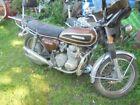 Honda CB 1976 Less than 50,000 miles