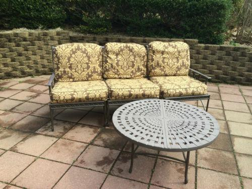 Used Patio Furniture Ebay