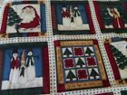 Fabric Panels Holiday/Christmas 45""""