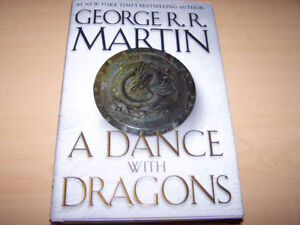 Dance With Dragons Book 5 Song of Ice & Fire George RR Martin