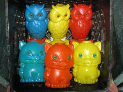 Owl Patio Lights Ebay