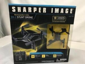 Sharper Image DX-2 Stunt Drone with Gyroscopic Technology (29200