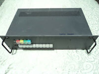 Extron System 10 Plus, 10ch video switcher