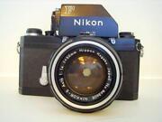 Vintage Nikon F Camera