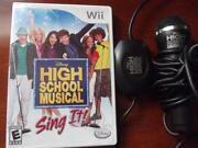Wii Sing It