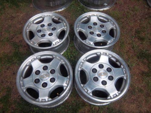 Astro Van Rims Wheels Ebay
