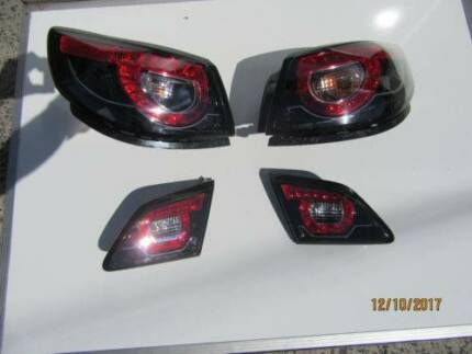 HOLDEN COMMODORE VF SEDAN LED TAIL LIGHTS VE SS SV6 SSV Evoke Smithfield Parramatta Area Preview