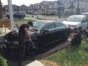 ***TORONTO Mobile Cleaning and Detailing - INSURED***