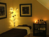 Full Body Massage with Carribean Female
