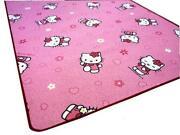 Hello Kitty Teppich