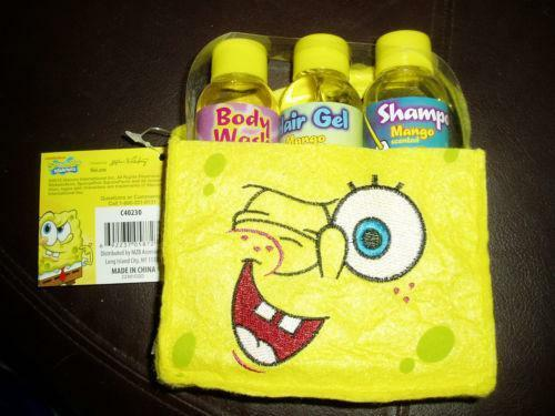 Spongebob Bathroom Set Ebay